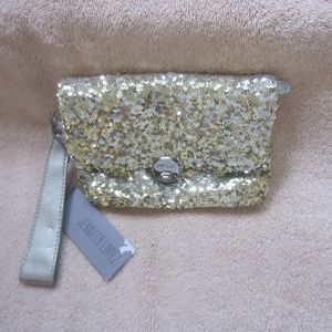 Jennifer Lopez Sequined Party/Evening Clutch NWT